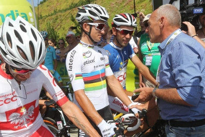 75° Tour de Pologne - UCI World Tour: anche Kwiatkowski al via