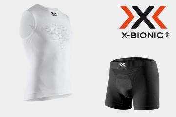 Massimizare le performance e ottimizzare le energie con i capi estivi X-Bionic