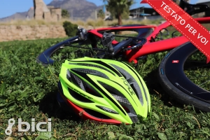 TEST - Force Aries Carbon, un casco da strada per tutte le stagioni