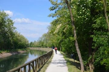 Ciclovie e vie d'acqua: accordo firmato da ANBI, FIAB, Cirem-Università di Cagliari e Politecnico di Torino