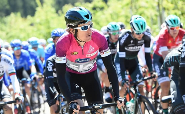 Geraint Thomas, vincitore dell'ultima edizione del Tour of the Alps - Ph. Daniele Mosna