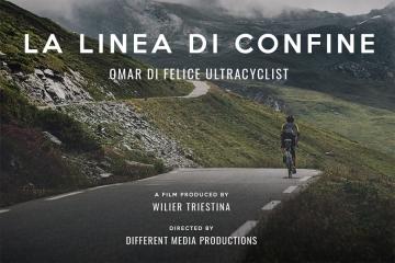 La linea di confine: questa sera alle 21.00 la premiere YouTube del film documentario su Omar Di Felice