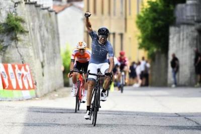 Federico Vilella campione nazionale open categoria Senior 1