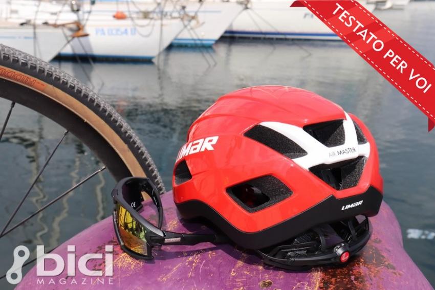 Limar Air Master: aerodinamica e ventilazione in un unico casco