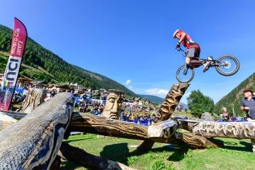 Val di Sole: il prossimo weekend dedicato alla Coppa del Mondo UCI Trials