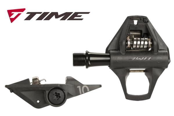 Time presenta Cyclo, pedali specifici da gravel