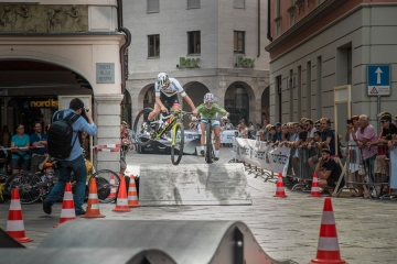 Lugano Bike Emotions, anche Nino Schurter alla Urban Short Track Race