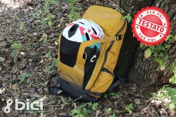 FR Trail E-Ride, da Evoc lo zaino specifico per chi utilizza le e-Mtb