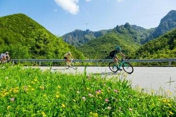 Da quest'anno la Granfondo Gimondi-Bianchi sarà per tutti