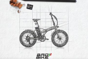 Disegna la tua e-bike: un appello alla creatività da Bad Bike
