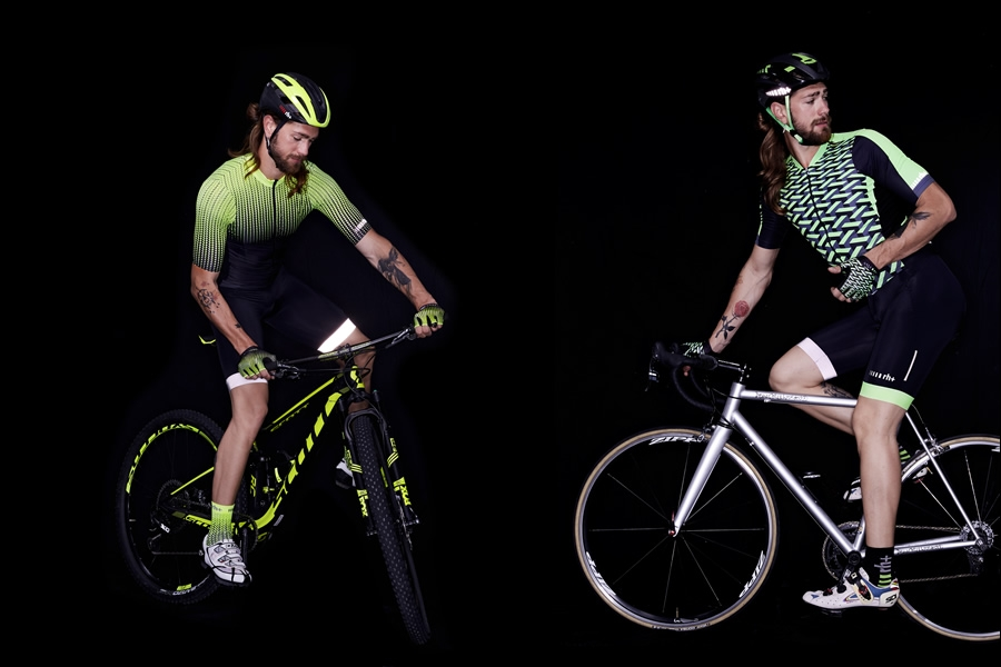 Bike Fashion Lab: l'Haute Couture arriva nel ciclismo