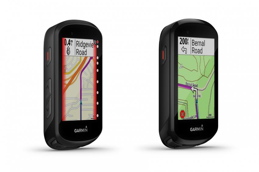 Garmin presenta i nuovi GPS bike computer: Edge 530 a pulsanti ed Edge 830 touchscreen