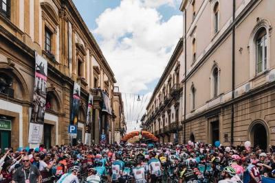 Il Giro di Sicilia 2019, queste le 18 squadre partecipanti