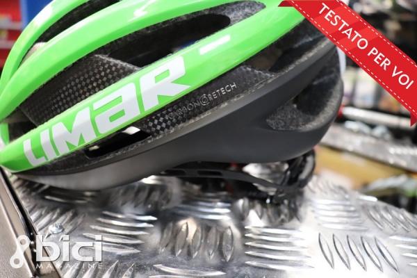 [TEST] - Cuore in fibra di carbonio per Air Pro, top di gamma Limar della serie Air Revolution