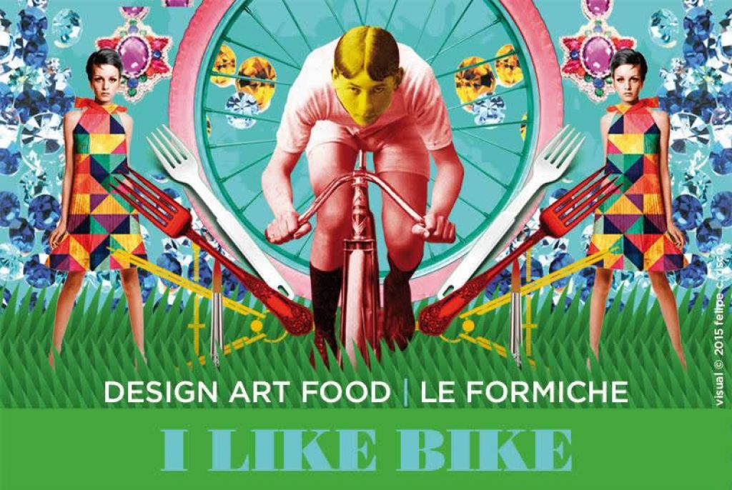 Roma Design Art Food: anche le bici protagoniste