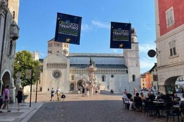 Tutto pronto a Trento: mercoledì via agli Europei su strada