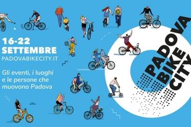 Padova Bike City, un'intera settimana dedicata al mondo della bicicletta