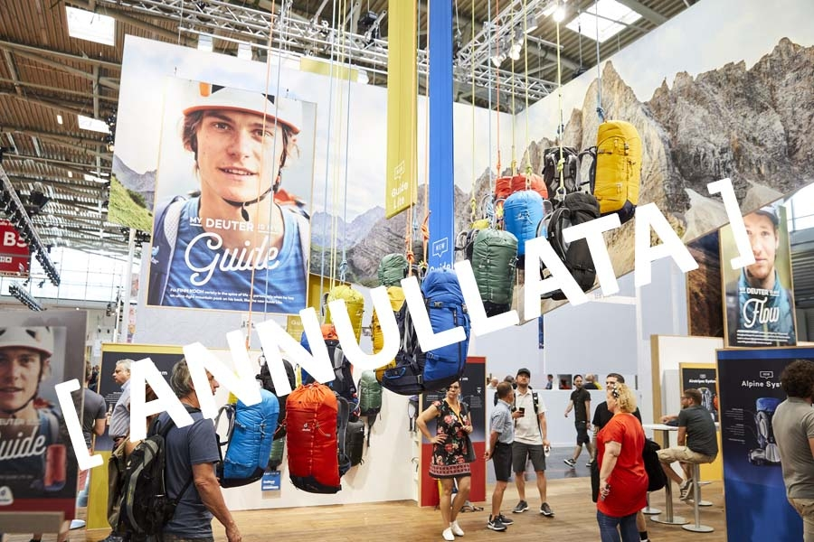 COVID-19: si ferma anche OutDoor by ISPO 2020