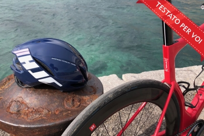 TEST - Furion, il casco semi-aero superleggero di casa HJC