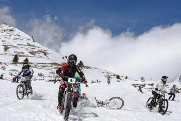 Passo del Tonale, sabato c'è La Winter Downhill