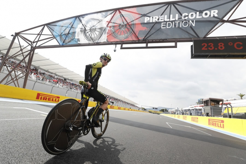 Pirelli e Mitchelton-SCOTT insieme dal Tour de France 2018