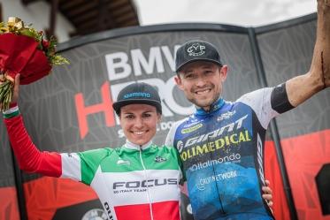 Leonardo Paez e Mara Fumagalli si aggiudicano la HERO Südtirol Dolomites 2019