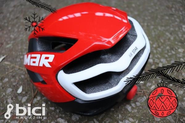 13 giorni a Natale: Limar Air Star, il casco aero ma non troppo