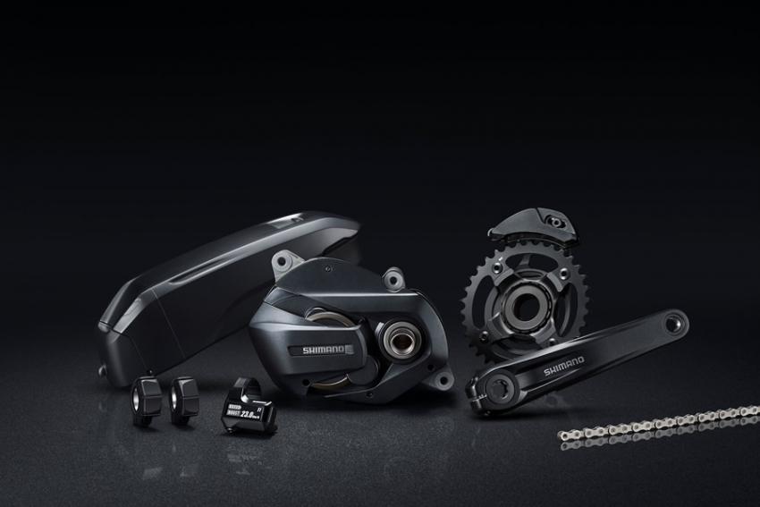 Shimano Steps E7000, il nuovo gruppo di componenti e-bike sviluppato per un uso più ricreativo