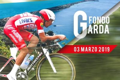 Granfondo Garda Bottecchia, partenza il 3 marzo da Garda