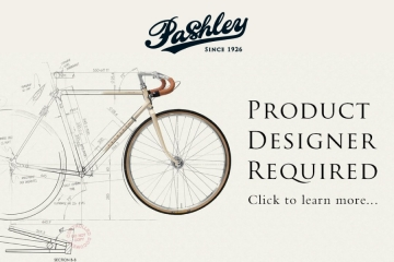 Pashley Cycles in cerca di un Product Designer