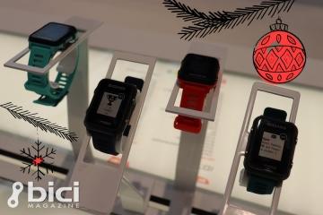 Una settimana al Natale... idee regalo per ciclisti high-tech