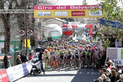 A Samuele Battistella la 81ª edizione del Giro del Belvedere