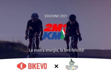 2+Milioni di km: presentata oggi la seconda edizione del progetto
