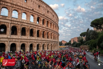 Roma: in 5.000 al weekend dedicato alla Campagnolo Roma
