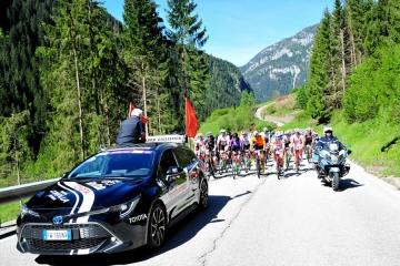 20 le tappe con partenza da Caltanissetta per il Giro-E 2020