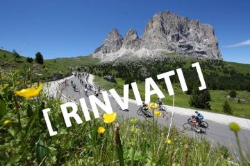 Anche Sellaronda e Dolomites Bike Day rinviati al 2021