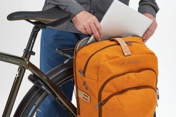 Vaude eBack Single: andare al lavoro non è mai stato così facile