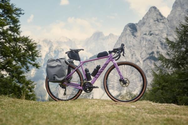 Grizl AL, presentato oggi il nuovo modello Canyon dedicato a gravel e bikepacking
