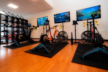 Indoor cycling a Milano? Arriva Pain Cave