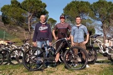 #pedaliamoinsieme: oggi parliamo di... Bert inTour by Lobito Bikes