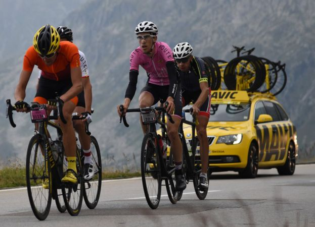 Join the Mavic Haute Route Team