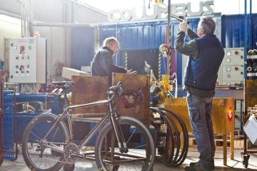 Anima d'acciaio. Columbus e il design della bicicletta: da oggi a Milano la seconda mostra celebrativa