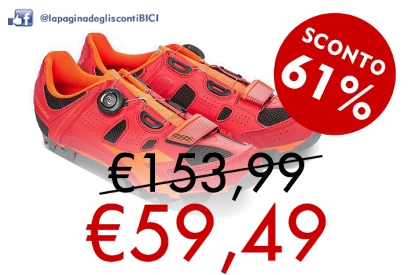 the best attitude 145f9 29140 Scarpe da MTB Diadora X Vortex Racer II SPD - BICIMAGAZINE.IT