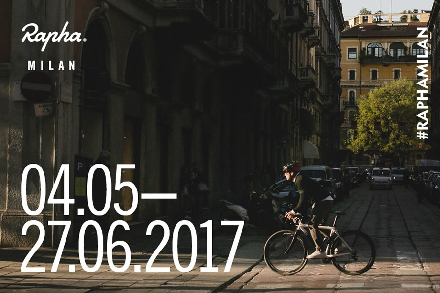 Torna il Rapha Pop-Up di Milano