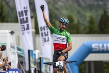 Festa tricolore a La Thuile: Kerschbaumer e Lechner conquistano la classifica generale