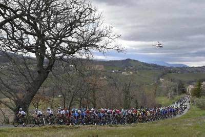Annunciati gli iscritti alla 54a edizione della Tirreno-Adriatico
