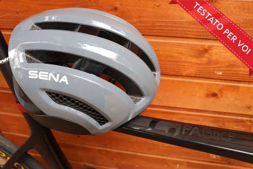Sena X1: il casco smart per pedalare sempre connessi
