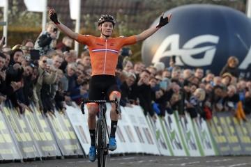 Ci sarà anche Mathieu Van der Poel ai Campionati Europei di ciclocross in Veneto