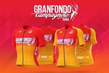 Alé nuovo partner tecnico per l'ottava edizione della Granfondo Campagnolo Roma
