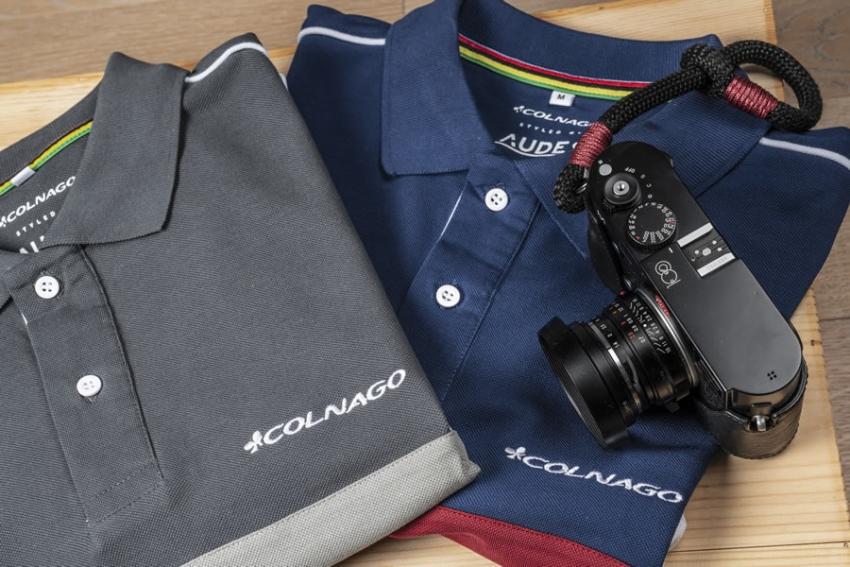 Da oggi lo stile Colnago si può anche indossare